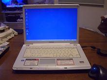 不用品PC完全復活 その2 SSD化
