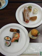JR名古屋高島屋の試食会