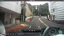 i-DM 近所のいろは坂で撮影