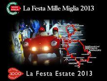 La Festa Mille Miglia 2013