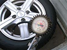 ek2台タイヤ交換しました