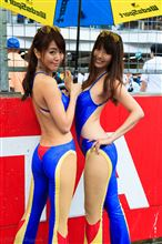 オートバックス松本店 WEDSスポーツ レースクイーン