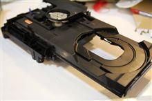 カミサン愛用のPanasonic Half CH-9のCDを修理しました(汗)