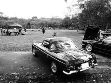 白石旧車会in湖畔公園