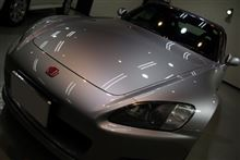 とても14年前の車とは思えない極上の仕上がり ホンダ S2000のガラスコーティング【リボルト宇都宮】