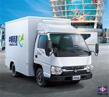 中華汽車 新達 LEADCA 上市 : 台湾 ・・・・