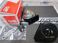 Diablo GTR ホーン&タイヤ
