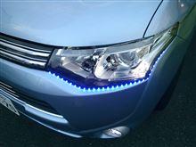LED発光隊