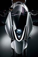 ターボエンジンのバイクをスズキが提案