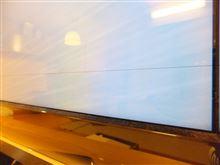 テレビ(REGZA 42Z8000)壊れました・・。