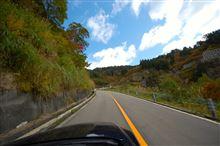 10月の連休 白山スーパー林道に行ってきました