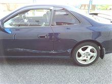 事故の修理のために車を預けた。が、相手が事故の調査を第三者にと(>_<)