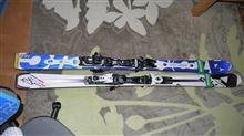 今年もスキー板 準備万端!