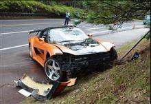 (転載)宮崎県でまたもやスポーツカーの事故!!!!京都の事故の教訓は、、、