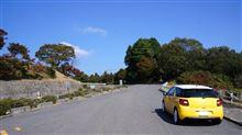 DS3 琵琶湖周辺癒しドライブto 大津(比叡山ドライブウェイ)