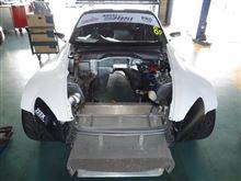 S2000RRエンジン修理!