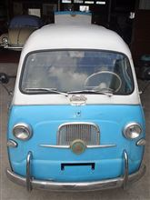 1959 FIAT600 MULTIPLA・CORIASCO