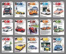 自動車雑誌も電子書籍の時代