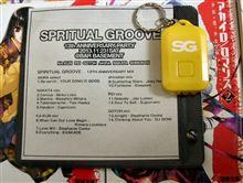SPIRITUAL GROOVEに行ってみた。