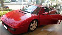 348 GT Competizione Corsa
