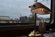 去年のゴールデンウィークに乗った寝台特急「北斗星」