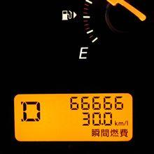 シルフィ、66,666kmとうた〜つ!