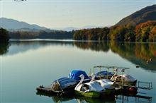 津久井湖で密会