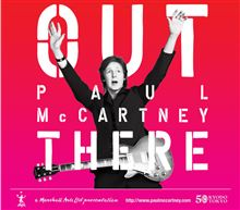 """Paul McCartney """"Out There"""" tour at Tokyo Dome"""