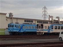 MRT300とキハ37