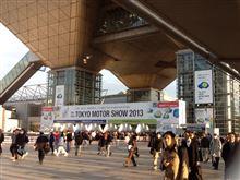 東京モーターショーに行って来ました…