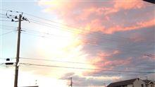 トワイライトな空