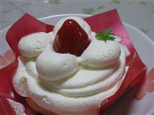 プレミアム苺のショートケーキ