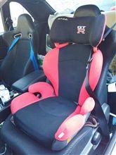 GT-R のシート購入