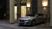 街角の名車たち23 Jaguar XJ / Singapore