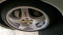 challenge wheel レストア 第2弾