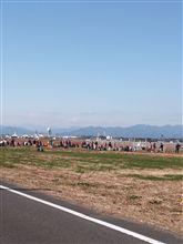 明日は新田原基地航空祭です。