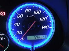 12万キロ超えです