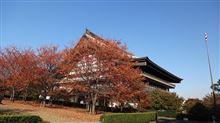 秋の終わり@横浜
