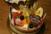 お誕生日(^^)