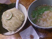 銀座のつけ麺  『朧月』
