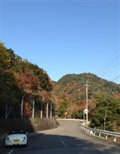 徳島県道41号線北灘線をドライブ