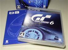 届いたよ!GT6
