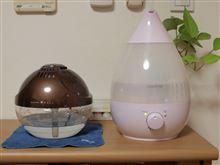 加湿器と空気清浄器