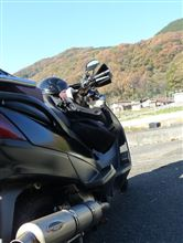 今年の〆は、嵐山渓谷へ
