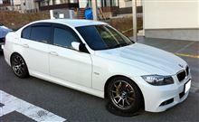 BMW Performanceブレーキ・システム&M3ミラー?(;´д`)