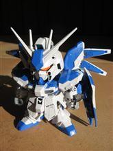 Hi-νガンダム【RX-93-ν2】組上げ