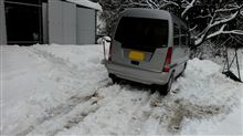 サンバーの雪道走破性