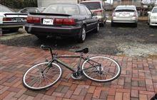 ロードバイクという自転車ありけり。
