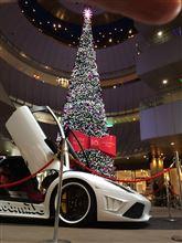 リバーウォーク北九州10周年記念クリスマスイベント