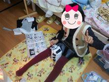 長女からのクリスマスプレゼント(*≧∀≦*)